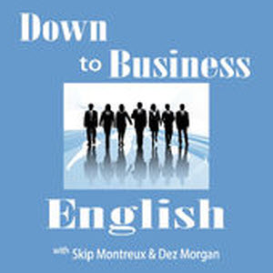 Down to Business English podcast