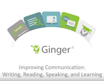 Ginger英文文法檢查軟體