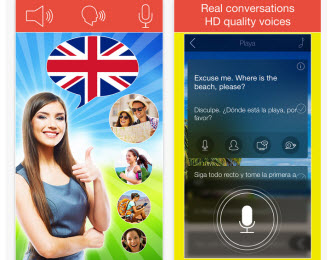 旅遊英文會話app - Speak English FREE