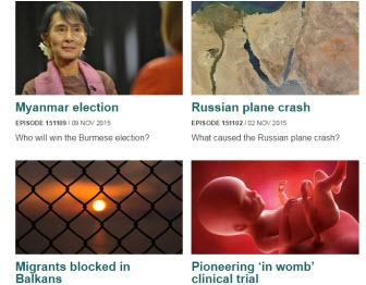 BBC 英語新聞