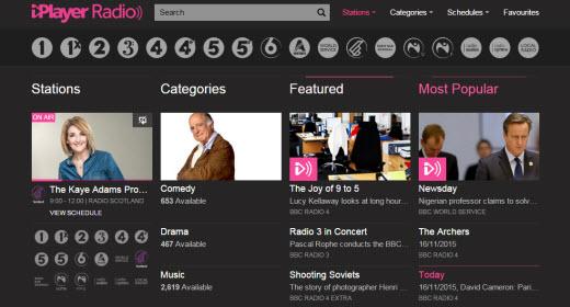 BBC Radio英文電台