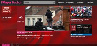 BBC World Service英語新聞