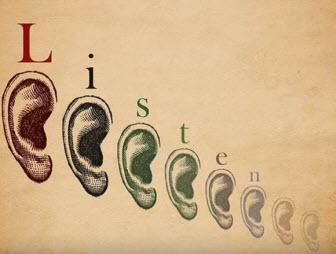 英文聽力的關鍵