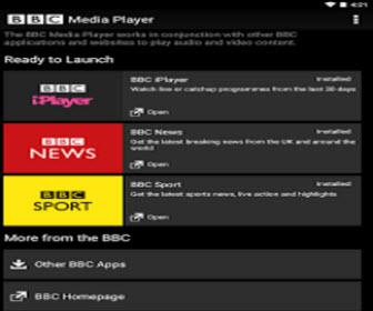 BBC Radio app