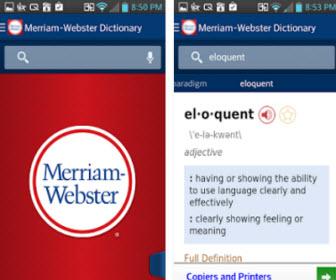 韋氏英文字典 app