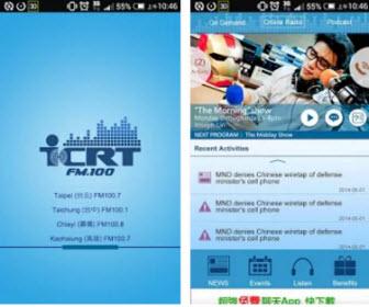 ICRT FM100 app