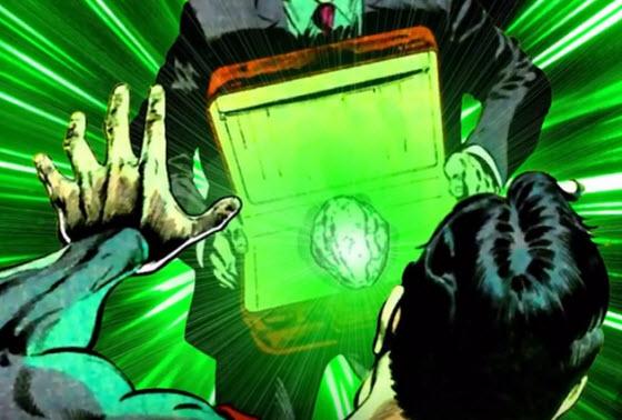英文比喻用語:Kryptonite