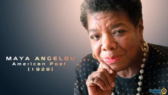 我知道為什麼籠中鳥高歌的作者Maya Angelou
