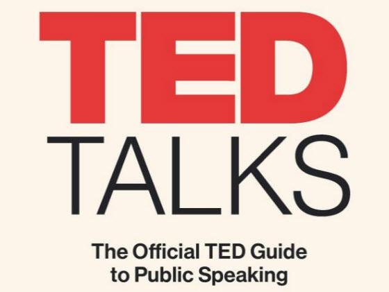 英文書籍:TED Talks