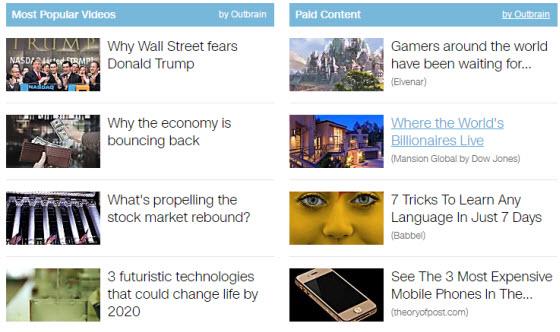 CNN Business News