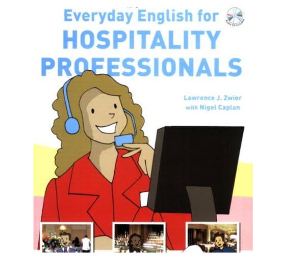 英文參考書:Everyday English for Hospitality Professionals