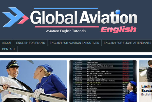 Global Aviation 網站