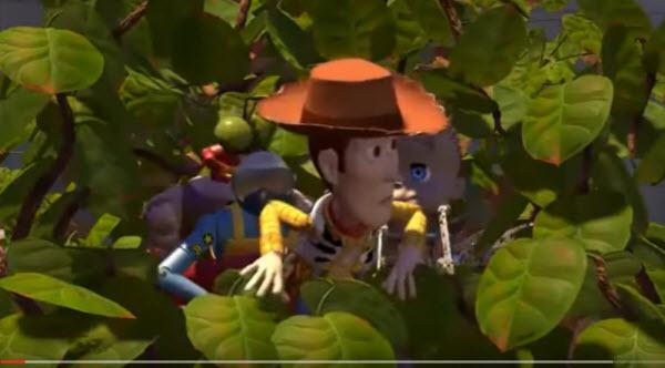 皮克斯動畫:Toy Story