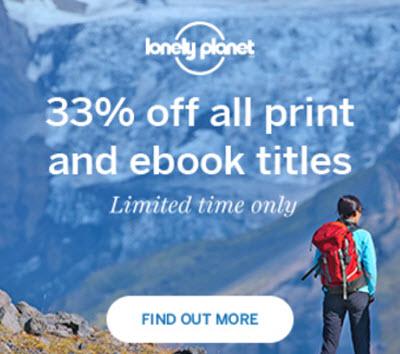 英文旅遊指南:Lonely Planet