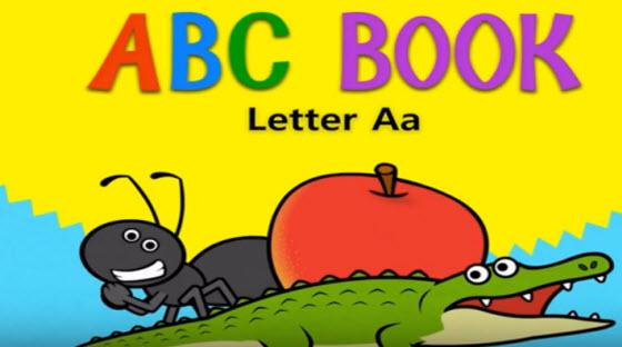 幼兒英文教材:ABC Book
