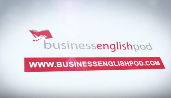 商務英文播客
