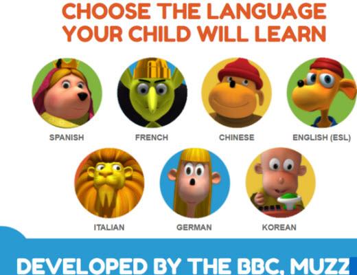 兒童語言學習教材