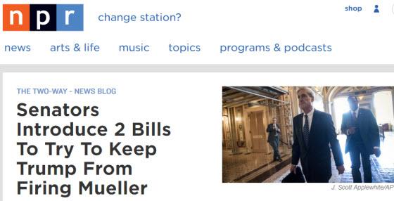 NPR網站