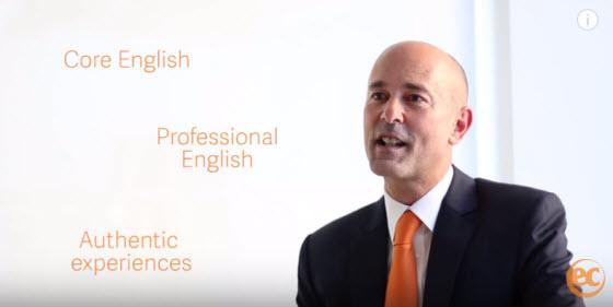 EC Language Centres 職場英語課程