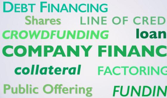 金融財經相關的商用英文字彙