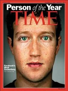 時代雜誌年度風雲人物封面