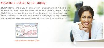 StyleWriter 4 英文寫作軟體