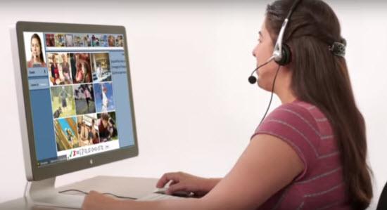 Skype線上說英語