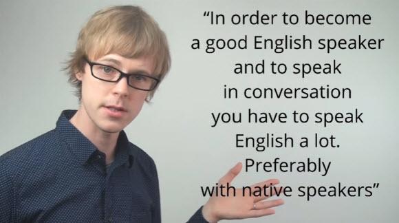 英語口說練習