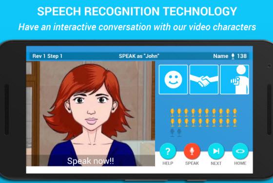 英語對話練習app:Apps4Speaking